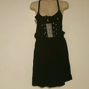 Junior's black American Eagle dress size S